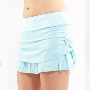 Lululemon Run: Chase Me Skirt  Aquamarine